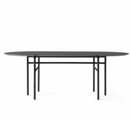 MENU SNAREGADE TABLE OVAL - 210 CM.