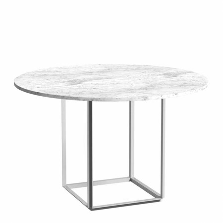 NEW WORKS FLORENCE  DINING TABLE ROUND - 120 CM.