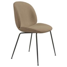 GUBI Beetle chair boucle 003 sand - base conic