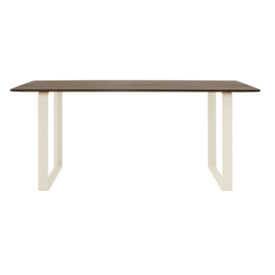 MUUTO 70/70 TABLE - SOLID SMOKED OAK