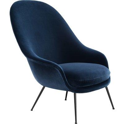GUBI Bat High back lounge stoel