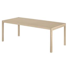 MUUTO Workshop table - 200 x 92 cm.