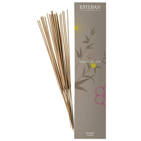 ESTEBAN DESIGN ESPRIT DE THE BAMBOO STICKS
