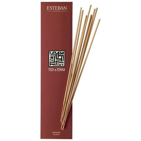 ESTEBAN DESIGN TECK&TONKA BAMBOO STICKS