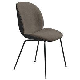 GUBI Beetle Chair black - front boucle 004