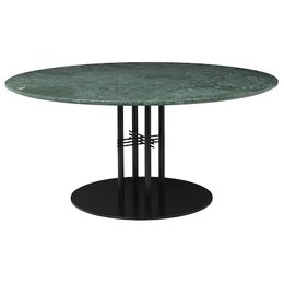 GUBI TS COLUMN TABLE MARBLE - 130