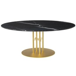 GUBI TS COLUMN TABLE MARBLE - 150