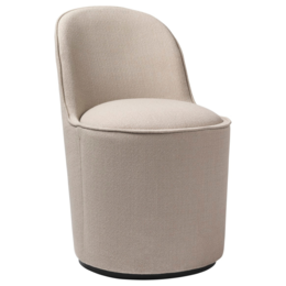 GUBI Tail lounge chair