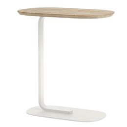 MUUTO RELATE SIDE TABLE - SOLID OAK