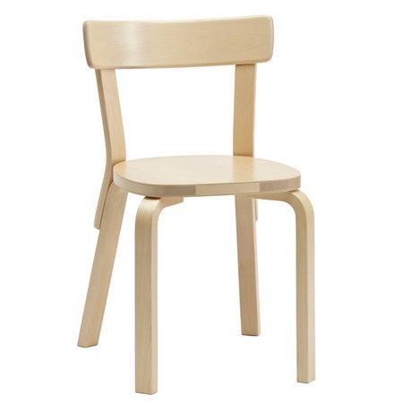 ARTEK Chair 69 Berken