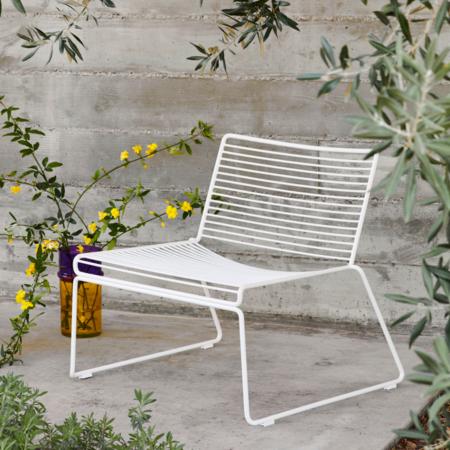 HAY Hee Lounge Chair Set of 2 Grey