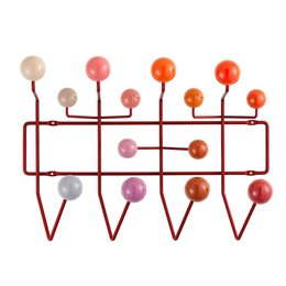 VITRA HANG IT ALL COATRACK RED - RED