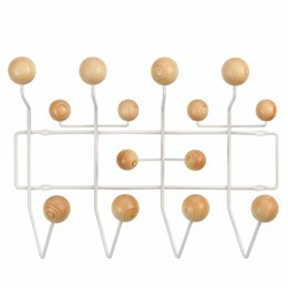 VITRA Hang It All Coatrack Wit - Dennenhout