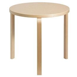 ARTEK Aalto Table 90B Birch