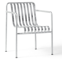 HAY PALISSADE DINING CHAIR HOT GALVANISED