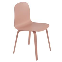 MUUTO Visu stoel wood - rose tan