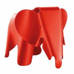 VITRA EAMES ELEPHANT POPPY ROOD