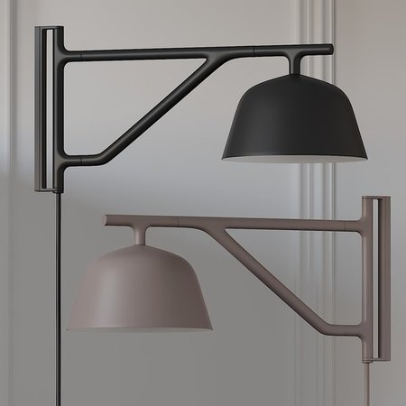 MUUTO Ambit wandlamp wit