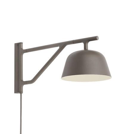 MUUTO Ambit wandlamp taupe