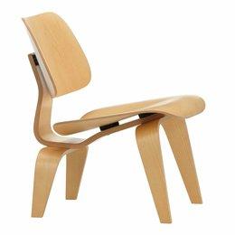 VITRA Eames Lcw Lounge Chair Natural Ash