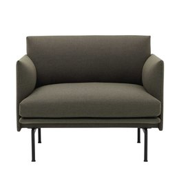 MUUTO OUTLINE  FAUTEUIL FIORD 961