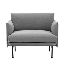 MUUTO Outline Chair steelcut trio 133