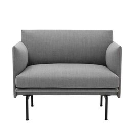 MUUTO OUTLINE  FAUTEUIL FIORD 151