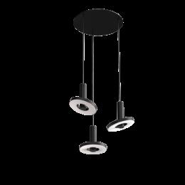 TONONE BEADS 3 IN CIRCLE LED HANGLAMP