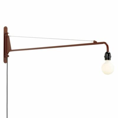 VITRA Petite Potence Wandlamp Japans Rood