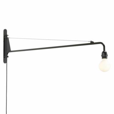 VITRA Petite Potence Wall Lamp Black