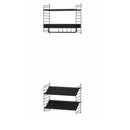 STRING Coatrack Combination 4