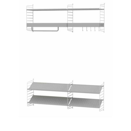 STRING Coatrack Combination 5