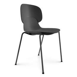 EVA  SOLO Combo Chair Black