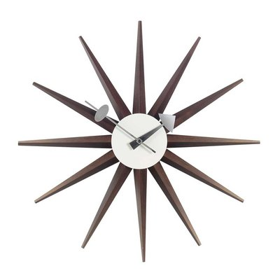 VITRA Vitra Sunburst Clock
