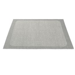 MUUTO Pebble vloerkleed - licht grijs