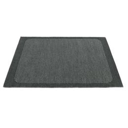 MUUTO Pebble vloerkleed - donker grijs
