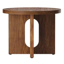 MENU ANDROGYNE  SIDE TABLE WALNUT