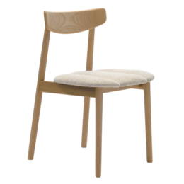 COEDITION Klee chair ash uph