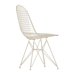 VITRA Wire chair dkr wit