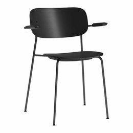 MENU Co stoel plastic - armleuning