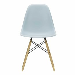 VITRA Eames Dsw Chair - Base Gold Maple