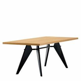 VITRA Em Table Solid Oak- 240 x 90