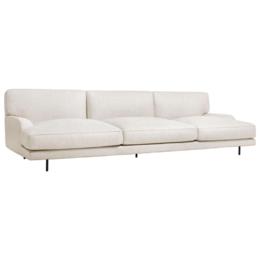 GUBI Flaneur 3 seater sofa - Dedar Chambry