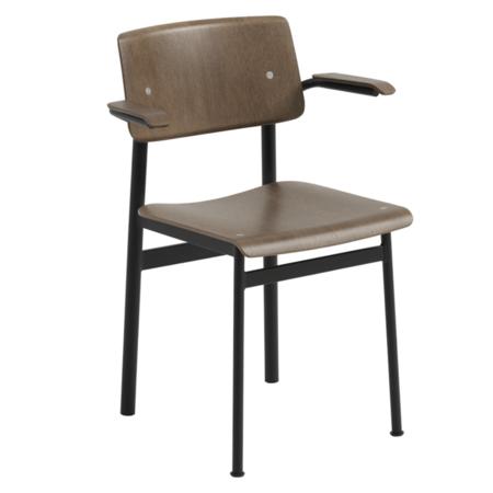 MUUTO Loft chair with armrest