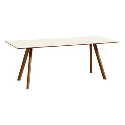 HAY Cph 30 walnut table - 200 x 90