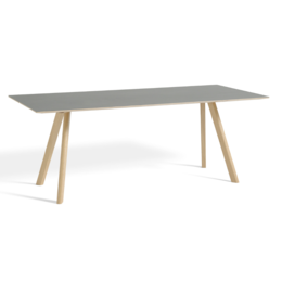 HAY Cph 30 dining table oak - 200 x 90