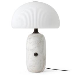 VIPP 592 Sculpture tafellamp - wit marmer