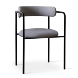 FRIENDS & FOUNDERS FF chair 4 legs - rounded