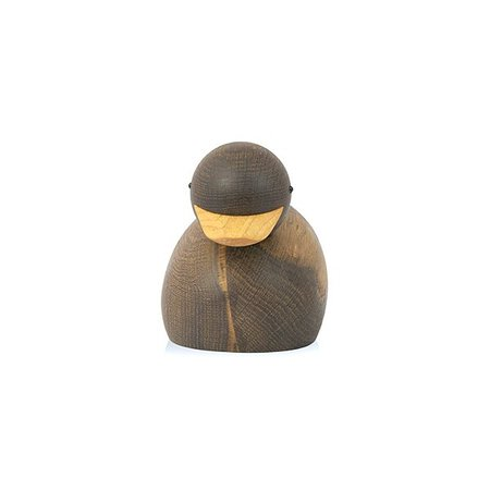LUCIE KAAS DESIGN DUCK LARGE SMOKED OAK
