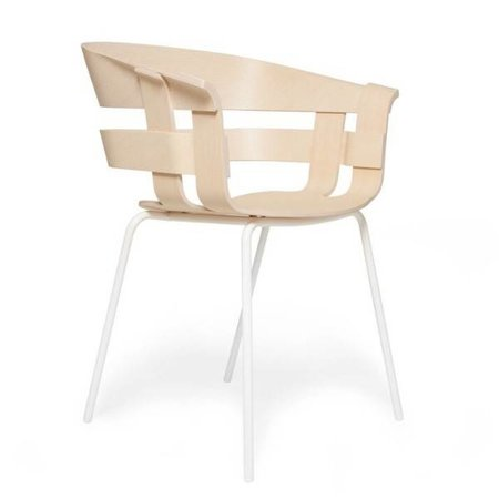 DESIGN HOUSE STOCKHOLM WICK DESIG CHAIR MADE IN SWEDEN